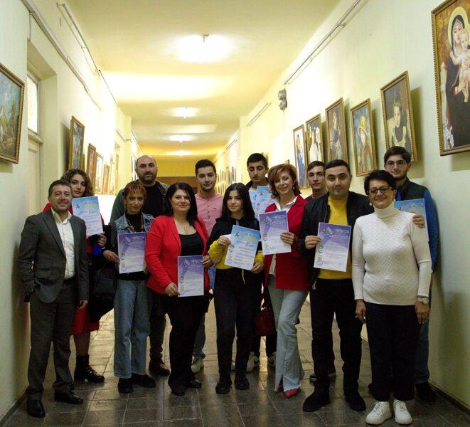 Ղազախստանի հեղինակավոր մրցույթում ԵՄԱՊՔ-ի սաները մրցանակներ են բերել Հայաստան