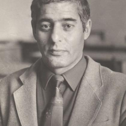 Ժորա Համբարյան / Կինոտեխնիկ,դասախոս