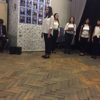 Բաց դաս՝ նվիրված Հայոց ցեղասպանության տարելիցին