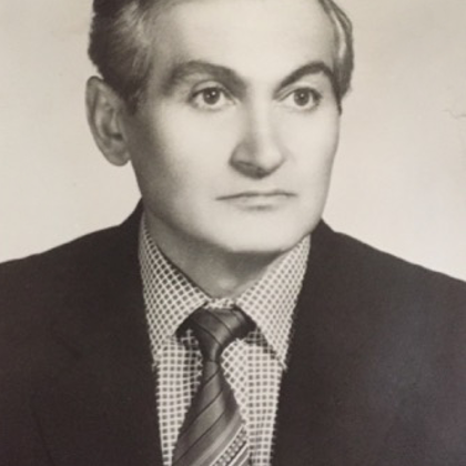 Zhora Azizyan – director of Yerevan Cinematography College/ 1984-2003