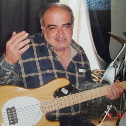 Axel Bakuntc/ RA honored cultural figure/ director 1979-2012