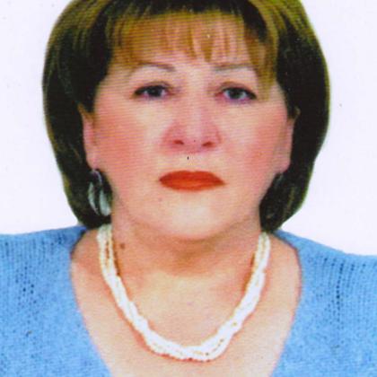 Киракосян Роза Гургеновна / Главный бухгалтер с 1982 года по сей день